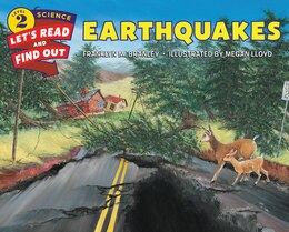 Book Earthquakes by FRANKLYN M. BRANLEY