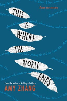 Book This Is Where The World Ends by Amy Zhang