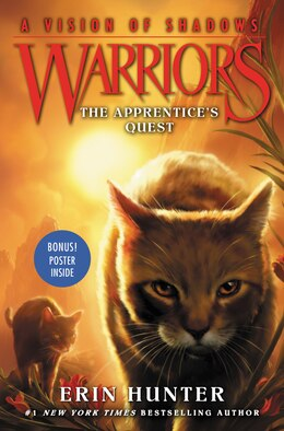 Book Warriors: A Vision of Shadows #1: The Apprentice's Quest by Erin Hunter
