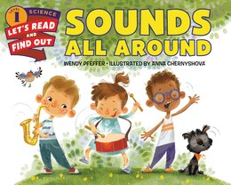 Book Sounds All Around by Wendy Pfeffer