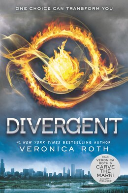 Book Divergent by Veronica Roth