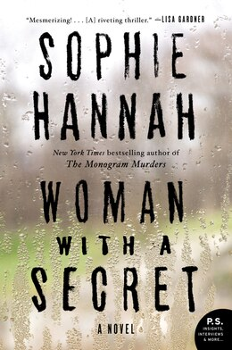 Book Woman with a Secret: A Novel by Sophie Hannah