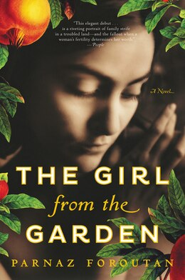 Book The Girl from the Garden: A Novel by Parnaz Foroutan