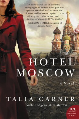 Book Hotel Moscow: A Novel by Talia Carner