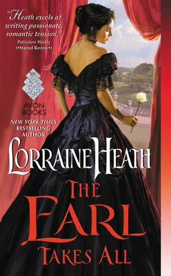 Book The Earl Takes All by LORRAINE HEATH