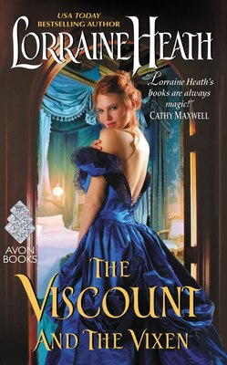 Book The Viscount and the Vixen by LORRAINE HEATH