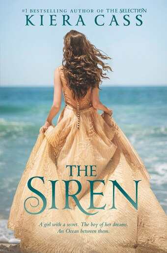 Image result for The Siren by Kiera Cass