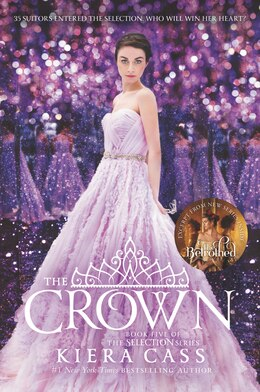 Book The Crown by Kiera Cass