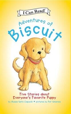 Book Adventures Of Biscuit by Alyssa Satin Capucilli