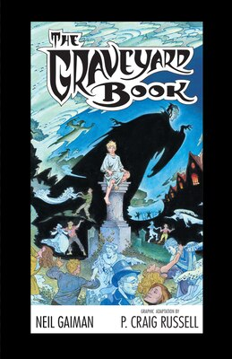Book The Graveyard Book Graphic Novel Single Volume Special Limited Edition by Neil Gaiman