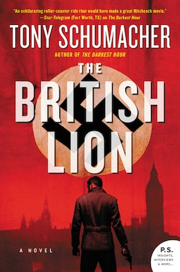 Book The British Lion: A Novel by Tony Schumacher