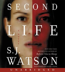 Book Second Life Cd: A Novel by S. J. Watson