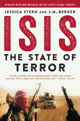 Book ISIS: The State of Terror by Jessica Stern