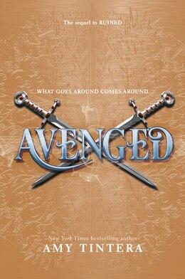 Book Avenged by Amy Tintera