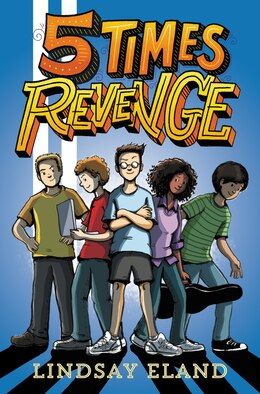Book Five Times Revenge by Lindsay Eland