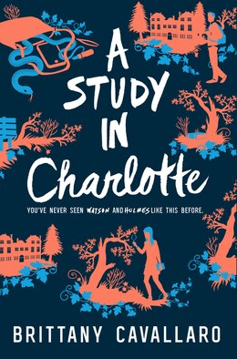 Book A Study in Charlotte by Brittany Cavallaro