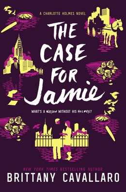 Book The Case For Jamie by Brittany Cavallaro