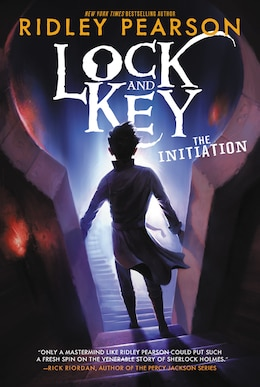 Book Lock And Key: The Initiation by Ridley Pearson