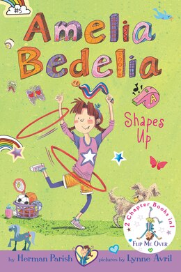 Book Amelia Bedelia Bind-up: Books 5 And 6: Amelia Bedelia Shapes Up; Amelia Bedelia Cleans Up by Herman Parish