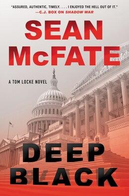 Book Deep Black: A Tom Locke Novel by Sean McFate