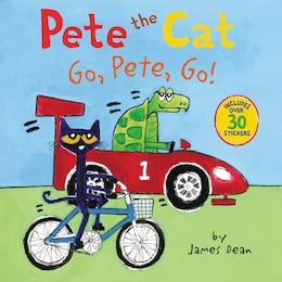 Book Pete the Cat: Go, Pete, Go! by James Dean