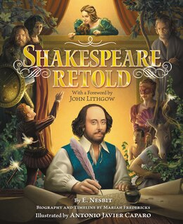 Book Shakespeare Retold by E. Nesbit