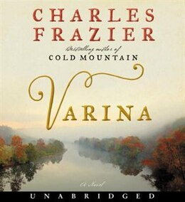 Book Varina Cd by Charles Frazier