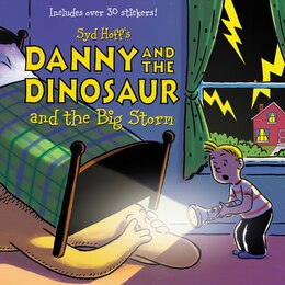 Book Danny And The Dinosaur And The Big Storm by Syd Hoff