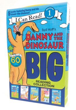 Book Danny And The Dinosaur: Big Reading Collection by Syd Hoff