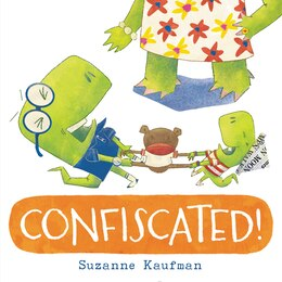 Book Confiscated! by Suzanne Kaufman