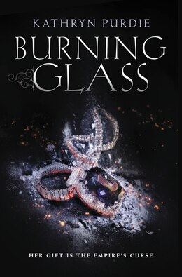 Book Burning Glass by Kathryn Purdie