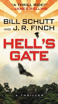 Book Hell's Gate: A Thriller by Bill Schutt