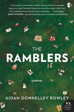 Book The Ramblers: A Novel by Aidan Donnelley Rowley