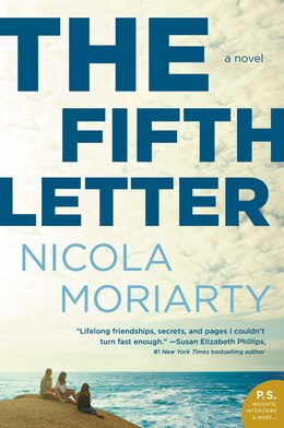 Book The Fifth Letter by Nicola Moriarty