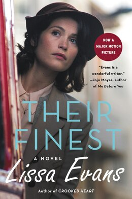 Book Their Finest: A Novel by Lissa Evans