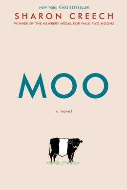 Book Moo: A Novel by Sharon Creech