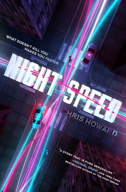 Book Night Speed by Chris Howard