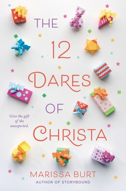 Book The 12 Dares Of Christa by Marissa Burt