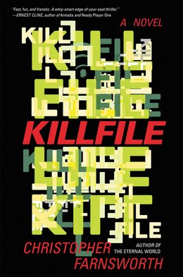 Book Killfile: A Novel by Christopher Farnsworth