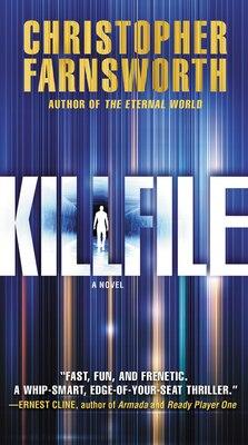 Book Killfile: A Novel by Christopher Farnsworth