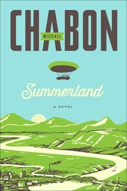Book Summerland: A Novel by Michael Chabon