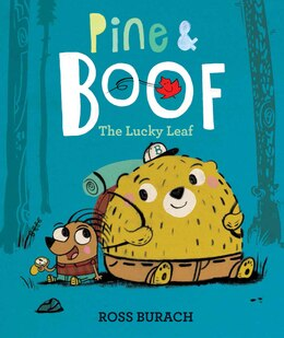 Book Pine & Boof: The Lucky Leaf by Ross Burach