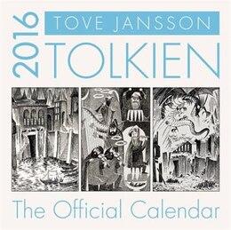 Book Tolkien Calendar 2016 by J. R. R. Tolkien