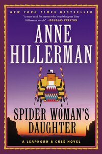 Spider Woman's Daughter: A Leaphorn & Chee Novel