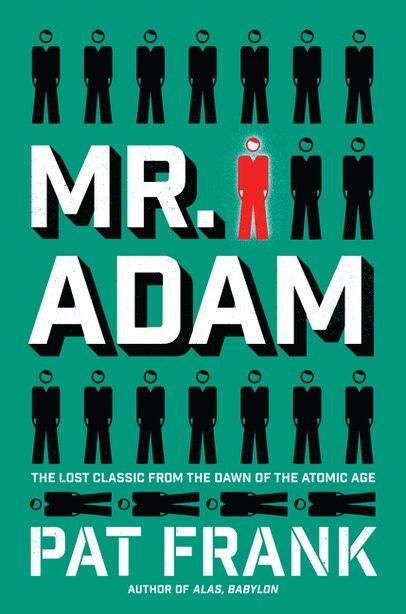 Mr. Adam: A Novel by Pat Frank