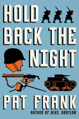 Book Hold Back the Night by Pat Frank