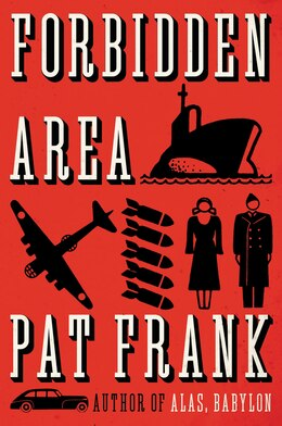 Book Forbidden Area by Pat Frank