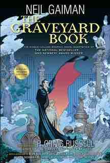 The Graveyard Book Graphic Novel Single Volume by Neil Gaiman