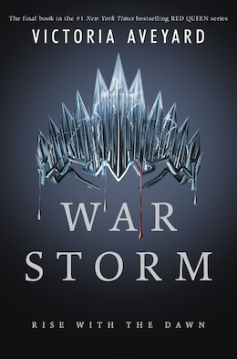 Book War Storm by Victoria Aveyard