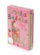 Amelia Bedelia Chapter Book Box Set #2: Books 5-8
